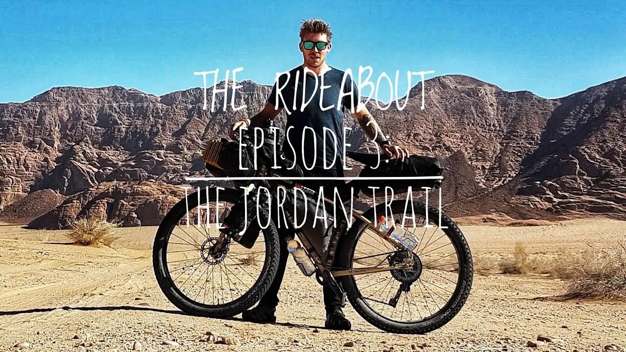 Bikepacking Through Jordan