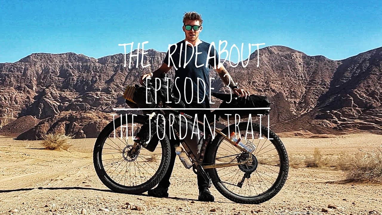 Bikepacking Through Jordan