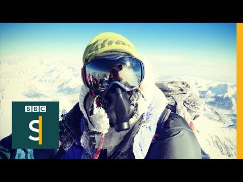 Video: What's it Like to Stand in Line on Everest?