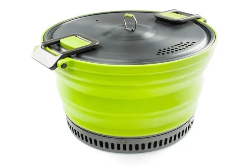 official photos a7888 ac606 Gear Closet: GSI Outdoors Escape 3L Cooking Pot Review — The ...