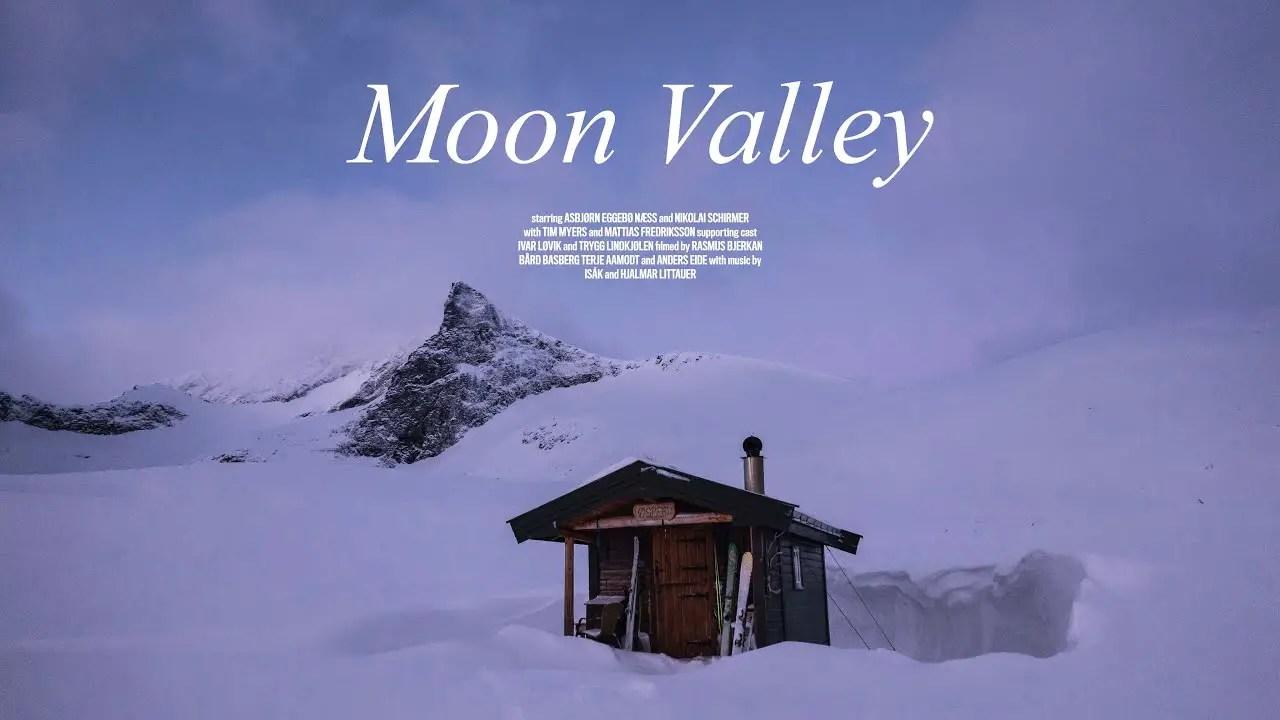 Video: Skiing Norway's Legendary Moon Valley