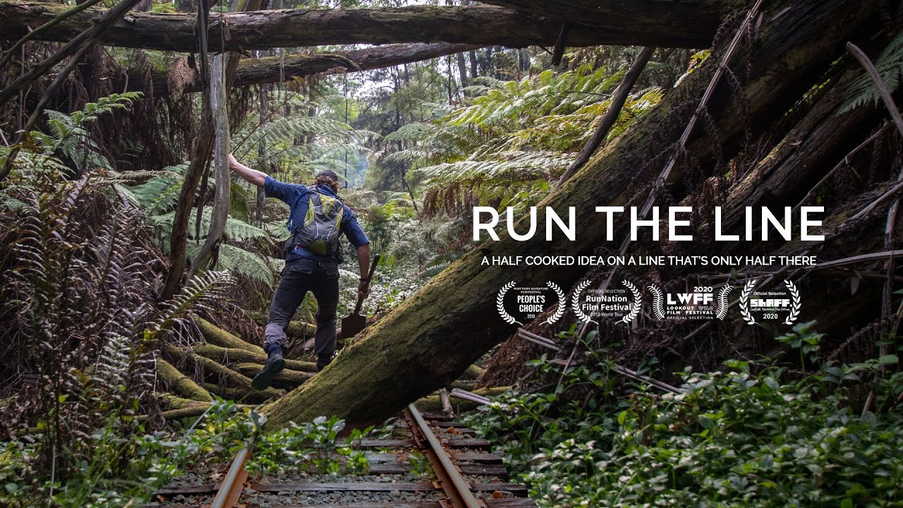 Video: Trail Running an Abandoned Railroad Line — The Adventure Blog