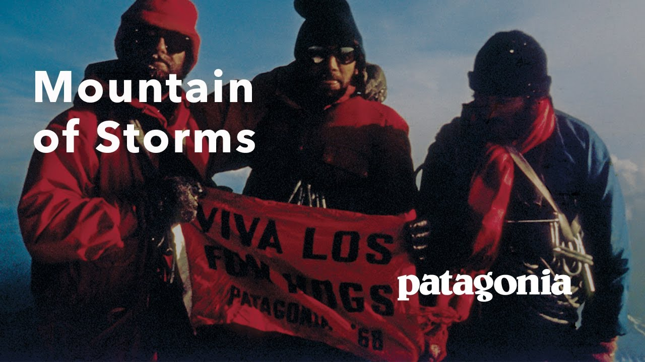 Video: Mountain of Storms — The Legendary Full Film — The Adventure Blog