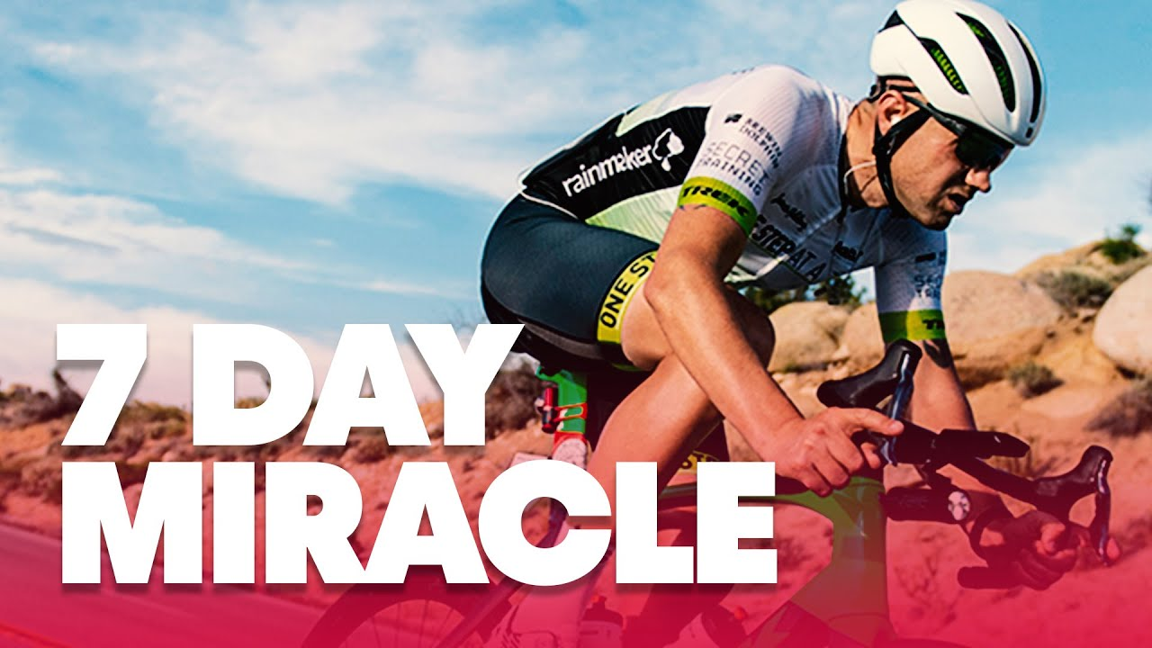 Video: Two-Time Cancer Survivor Breaks 7-Day Cycling World Record — The Adventure Blog
