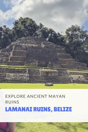 Explore ancient Mayan Ruins (1)
