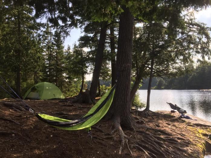 Eureka SunRiver Tent
