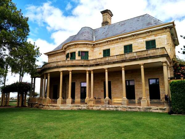 A Step Back in Time at Jimbour House