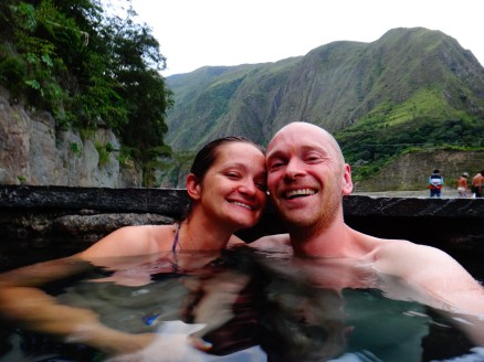 Santa Theresa hot springs, 'mazin!