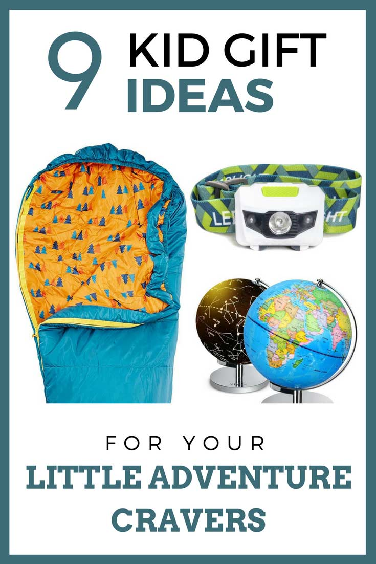 9 Kid Adventure Gift Ideas for the Holidays