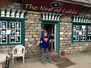 Back in Lukla - Everest Base Camp Trek