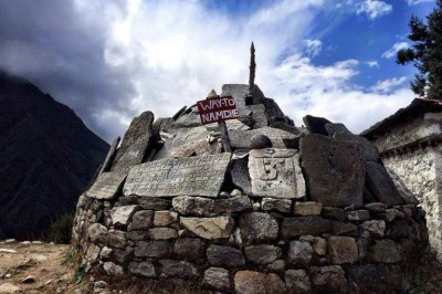 Everest Base Camp Trek Travelogue - Day 11 & 12