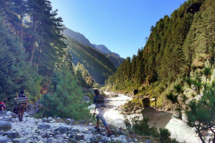 Everest Base Camp Trek Travelogue - Day 13 & 14