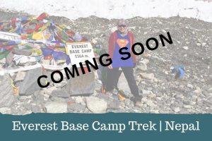 Everest Base Camp Trek in Nepal - Coming Soon
