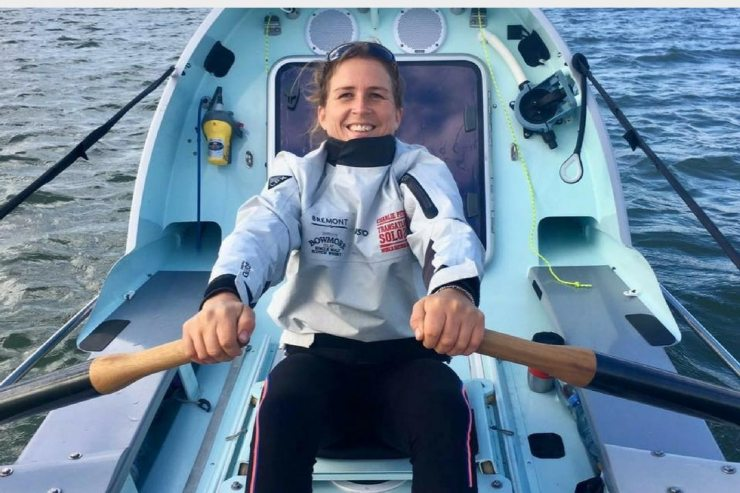 Everyday Adventurers - Ocean Rower - Kiko Matthews