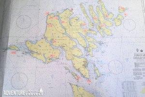 Faroe Islands Charts - Deciding Where to Go