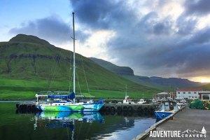 Faroe Islands Sailing Adventure with Rubicon3 Hummingbird