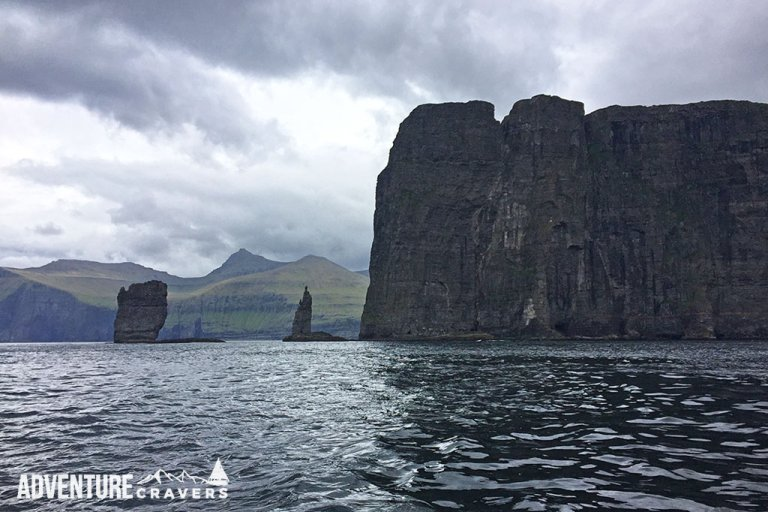 The Giant and the Hag - Faroe Islands