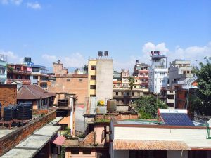 Kathmandu Hotel View in Thamel