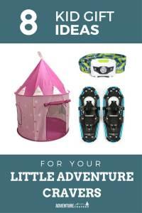 Unique Gift Kid Ideas for Little Adventure Cravers