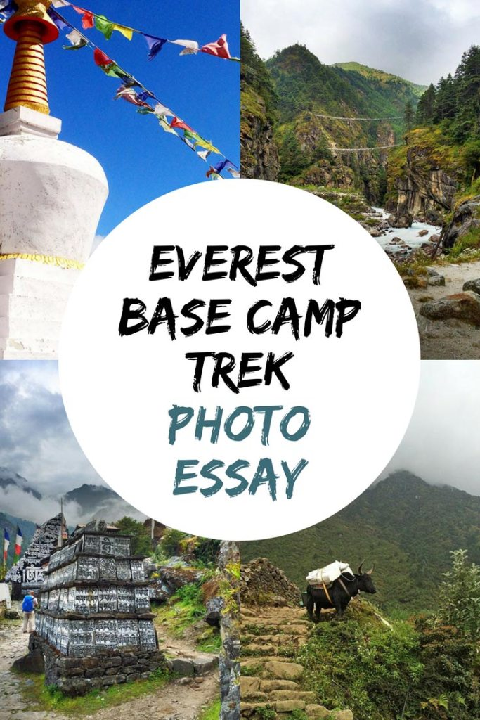 Everest Base Camp Trek - Photo Essay