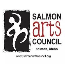 Salmon Arts Council Logo