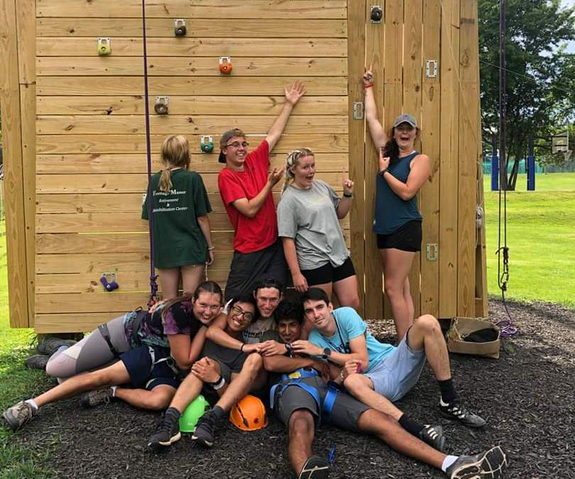 Working as a Camp Counsellor at an American Summer Camp : My Experience