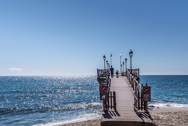 Marbella, Marbella: Where Hot White Villas And Still Sea Waters Meet