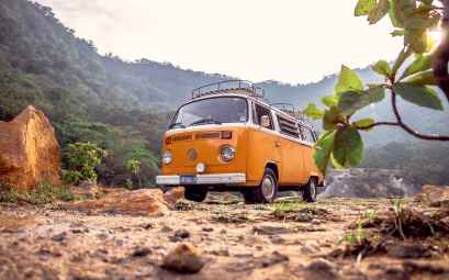 #vanlife VW Campervan