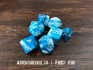 Frost Fire Dice