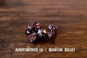 Quantum Galaxy Dice
