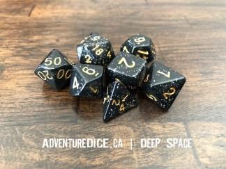 Brimstone RPG dice