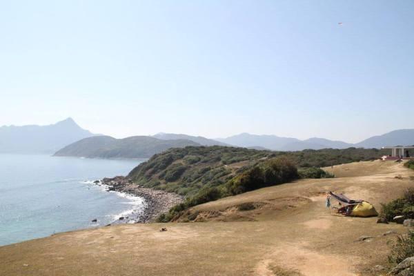 grass islandの写真