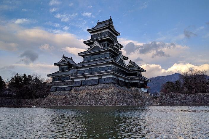 松本城のアイキャッチ画像