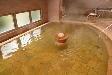 恵みの湯の内風呂写真