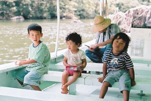 浦内川クルーズ写真