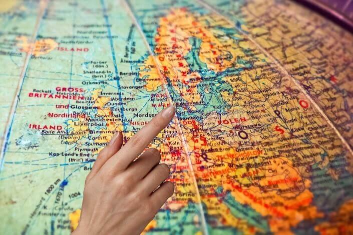 世界地図アイキャッチ画像