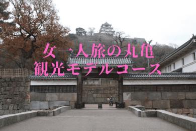 丸亀城のアイキャッチ画像