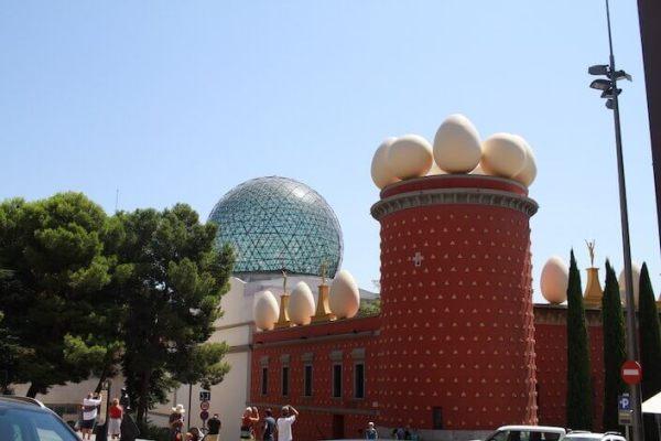 ダリ芸術美術館の写真