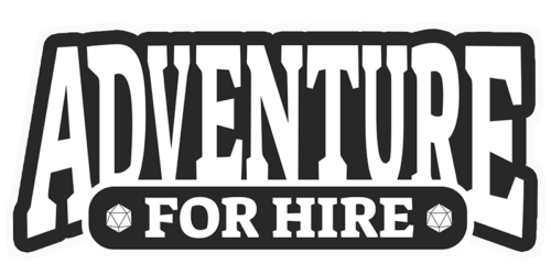 Adventure for Hire