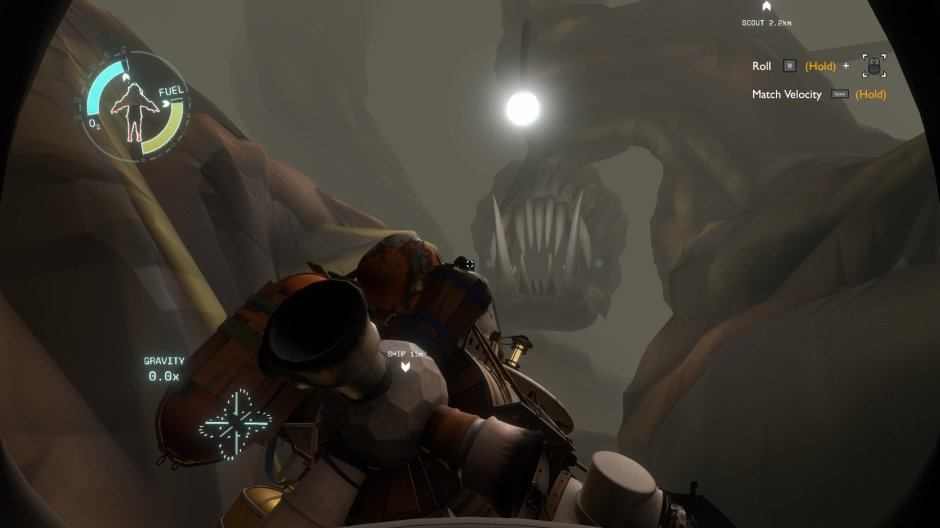 Image result for the outer wilds gameplay