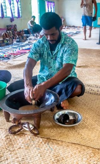 FijiMakingKava