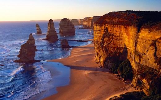 Twelve Apostles, Port Campbell National Park, Victoria, Australia