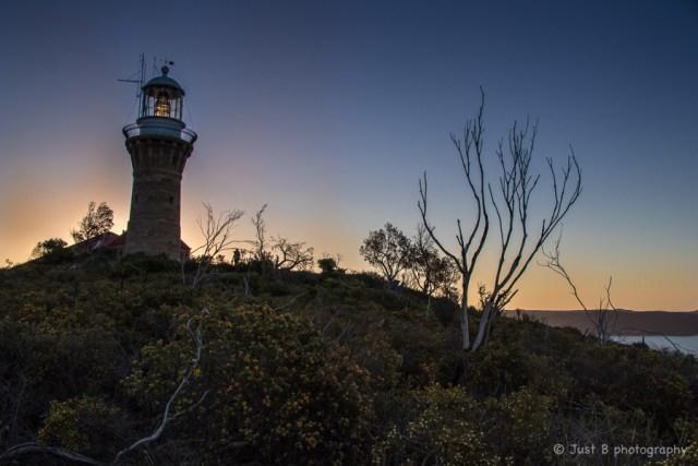 Sydney's best sunset lookout
