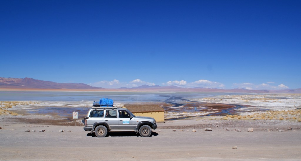 4 Day road trip through southern Bolivia