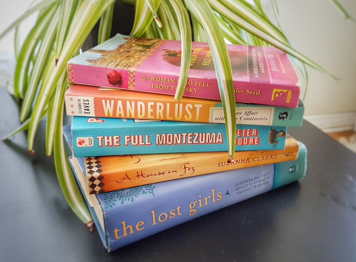 15 Books To Spark Your Wanderlust This Summer