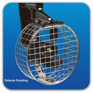Protect yourself from boating accidents with a Propeller Safety Guard by Adventure Marine.