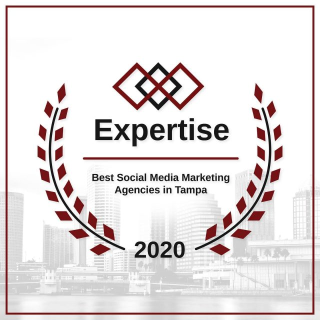 WOW 🤩 We are extremely honored to announce that we were selected by Expertise.com as one of the Best Social Media Marketing Agencies in Tampa!! 🏆 We we're narrowed down from 70 amazing other agencies in the area to be named one of the top 18! THANK YOU . . . . #socialmediamarketing #tampa #digitalmarketing #tampabay #marketing #branding #advertising #marketingdesign #cityoftampa #seo #graphicdesign #sales #instadaily #picoftheday #instagood #photooftheday #love #adventuremarketing #adventurewithus