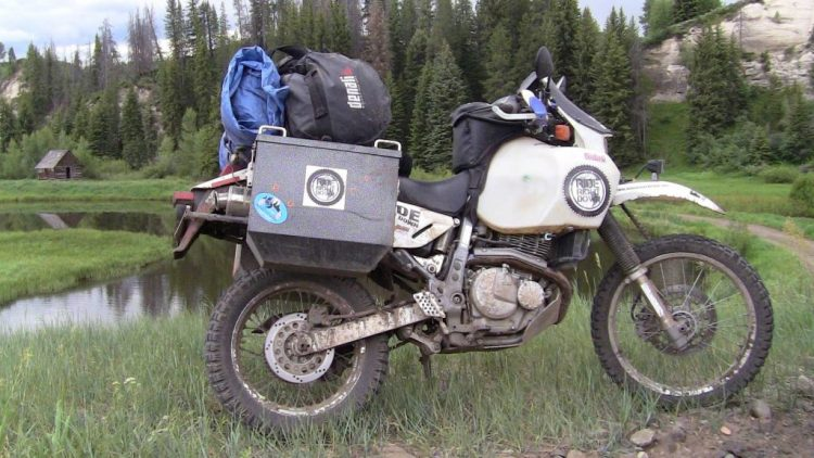 Adventure Motorcycle Touring Advice - Luggage