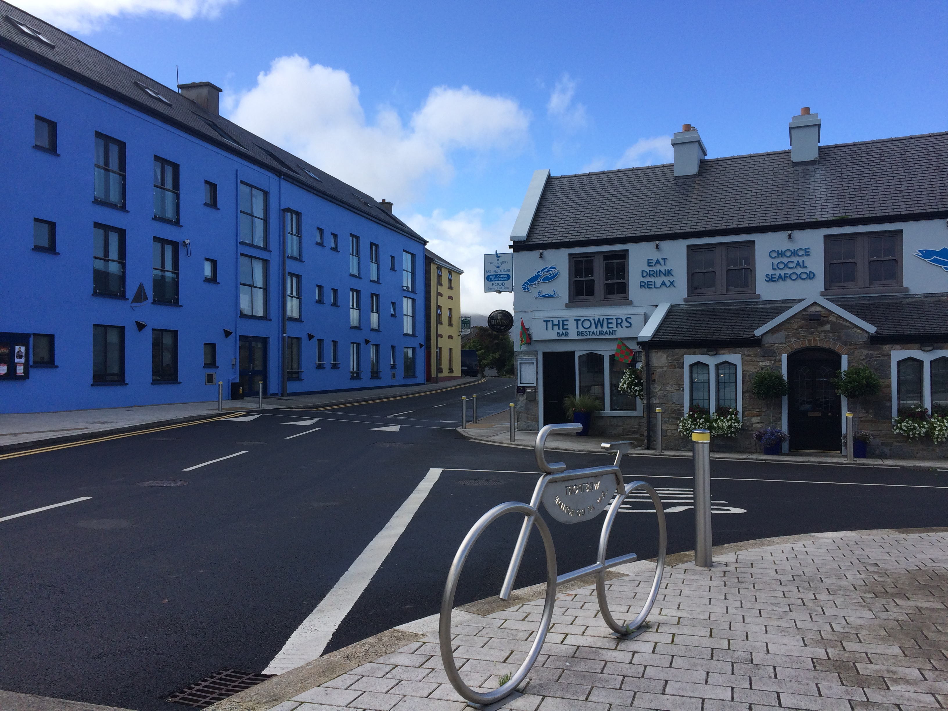 Westport and Clew Bay | Adventure Nani
