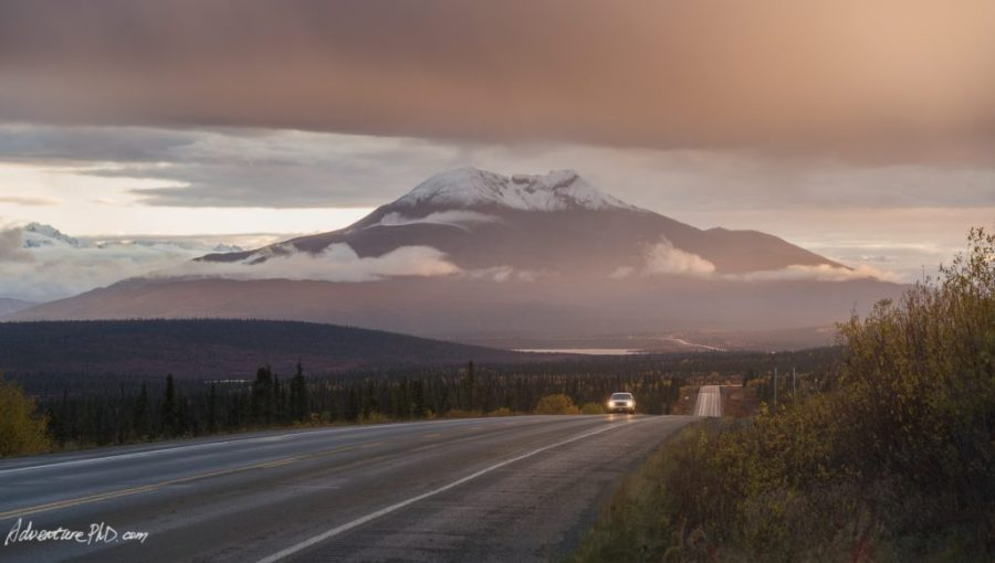 Glenn Highway, Alaska. Alaska Photography